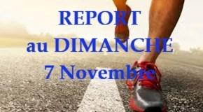 REPORT…remboursement