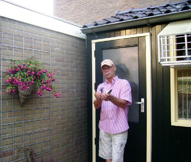 Gerrit Keesmaat, Krimpen aan den IJssel maakt mooie uitslag op Bergerac in sector II