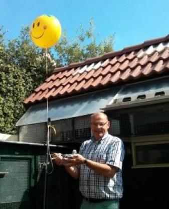 helium ballon