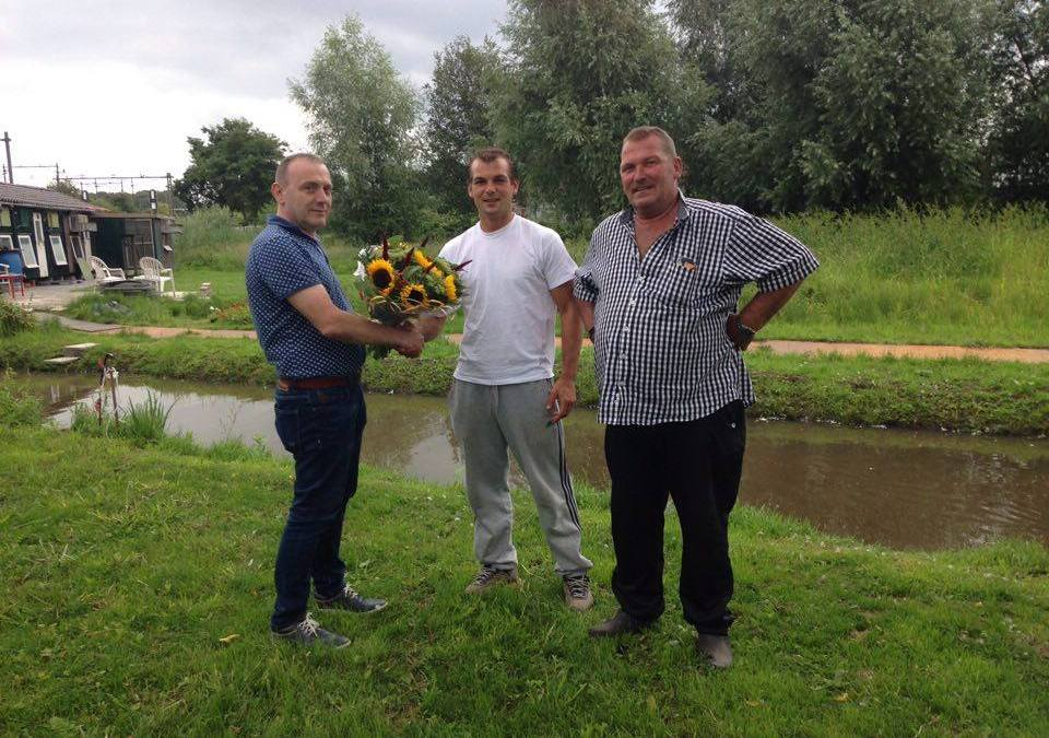 Jay Lissenberg, Utrecht, wint Cahors in sector 3