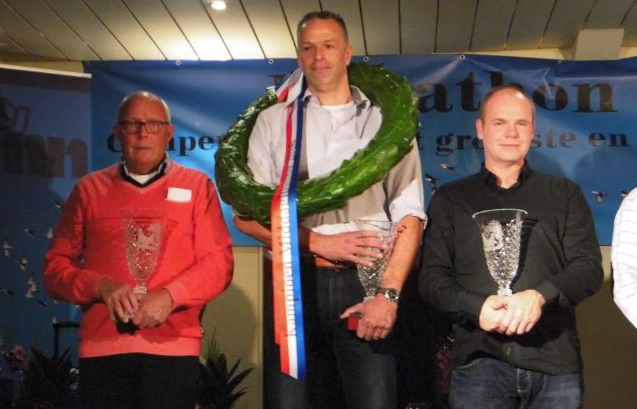 Huldiging Kampioenen Marathon Noord … Middaglossingen