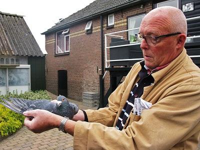 Selecteren volgens Gerrit van Vilsteren uit Zwolle