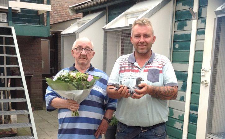 Arie Van der Meer en znn, Utrecht winnen Dax in sector 3