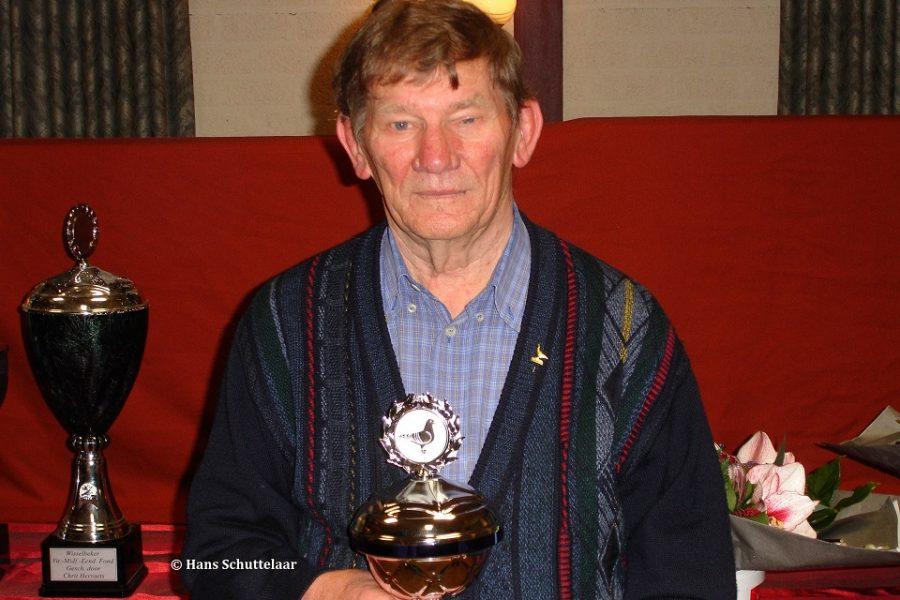 Wim Gommans Egchel  … Al meer dan 20 jaar Marathonspecialist