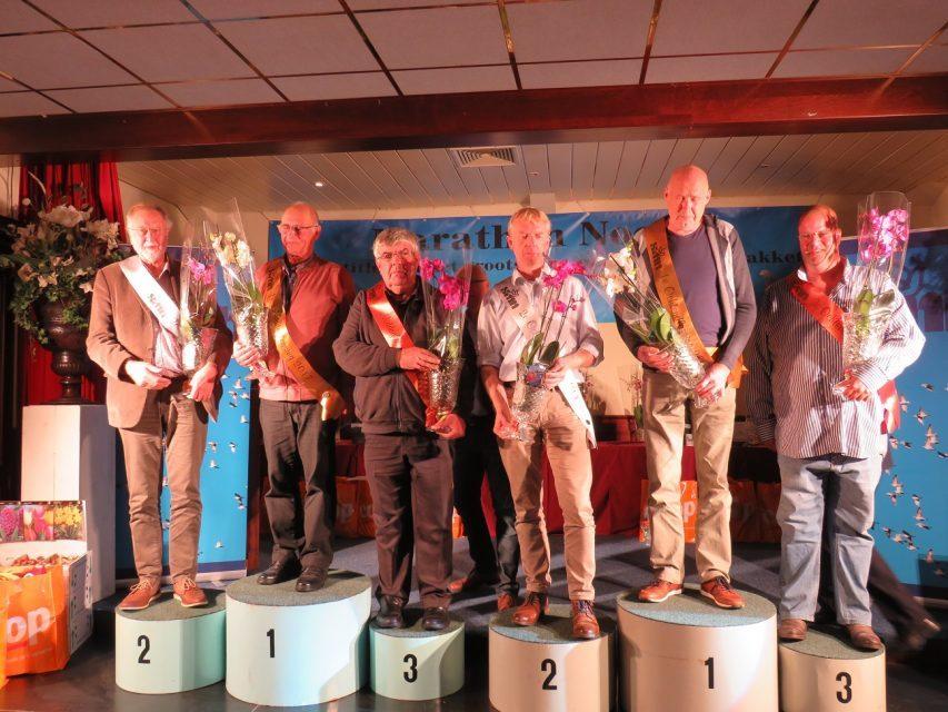 Huldiging Kampioenen Marathon Noord (1)