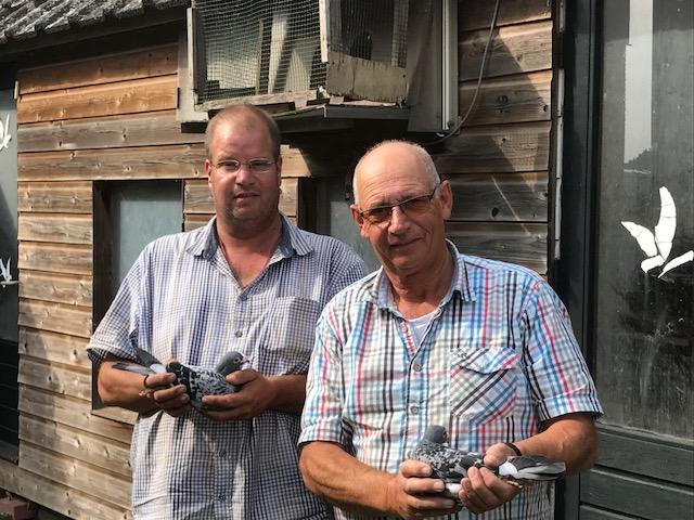 Ben van Holland en zn, Ede, Dé Kampioenen van Marathon Noord (deel 1)