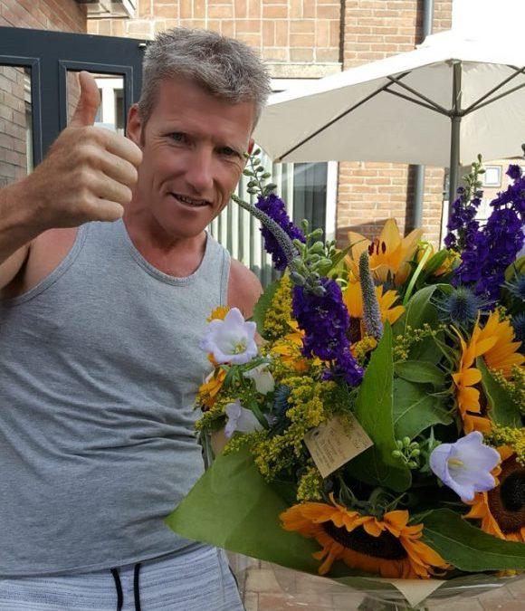 Henri Hoeks, Bovensmilde, wint Dax 2018 in sector 4
