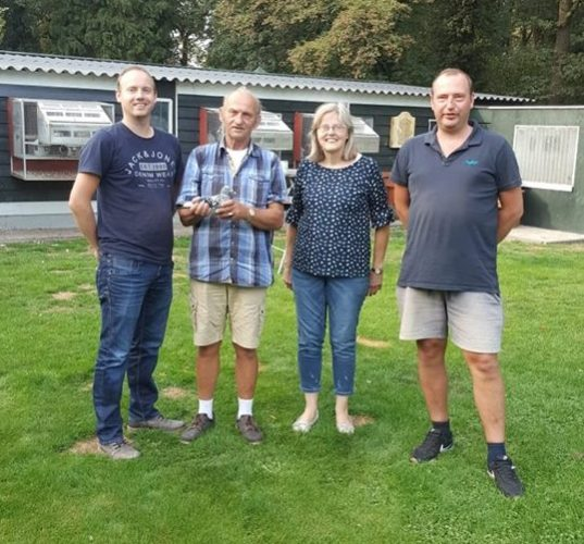 Comb. De Gunst, 't Harde, zet goede lijn van vorig seizoen door in 2018 (1)
