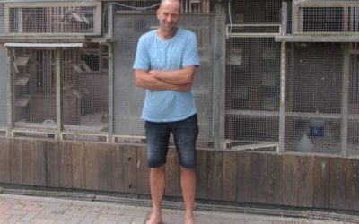 Johan Vink, Balk, wint Orange in sector 4