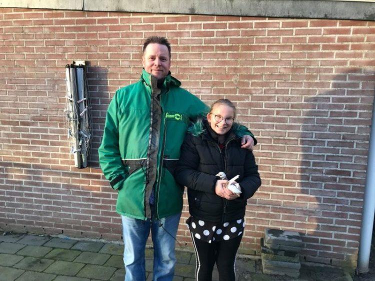 Antony van Dijk, Honselersdijk, Onaang. Kampioen ZLU-vluchten SNZH (4 en slot)