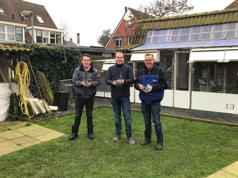 Jan Hommes en znn, Akersloot, IJzersterk op Middag- en Ochtendlossing (Deel 5)