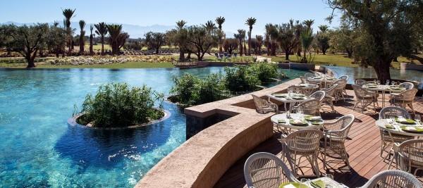 Foto: lånat från Royal Palm Marrakech hemsida