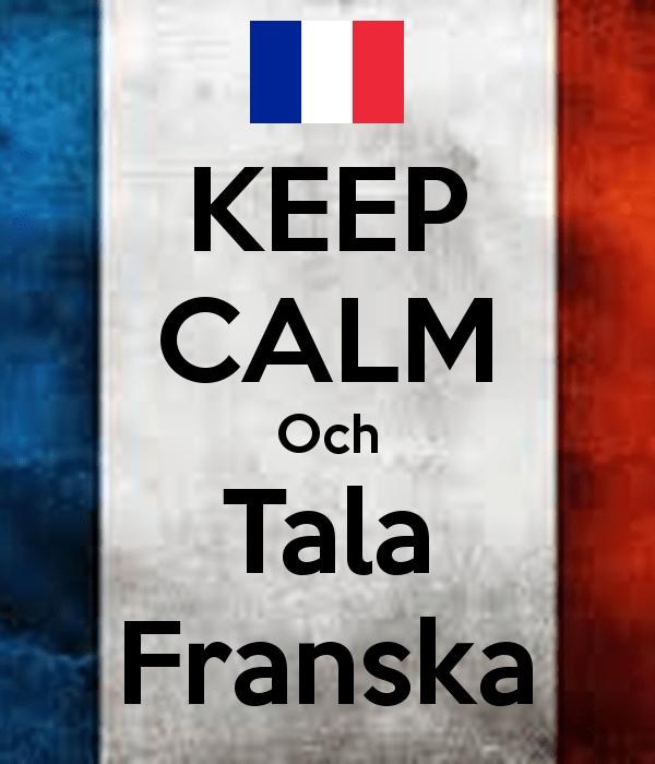 snacka franska