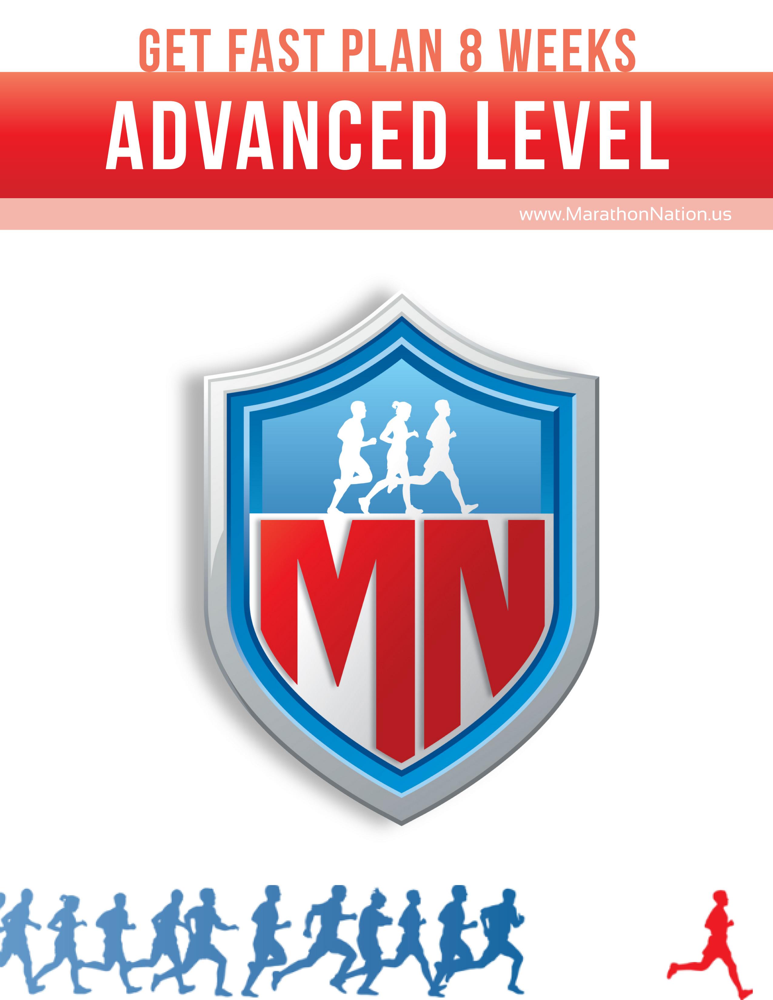 Get Fastadvanced Level 8 Weeks