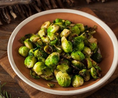 Delicious Roasted Brussels Sprouts