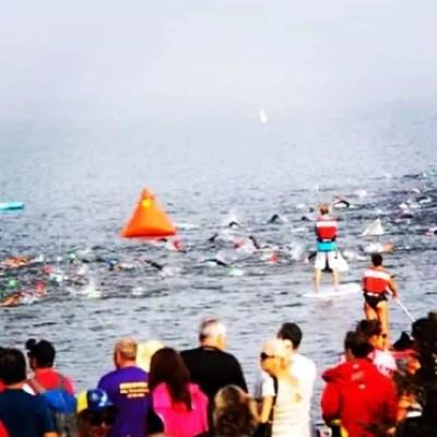 Ironman Mont Tremblant: The Swim
