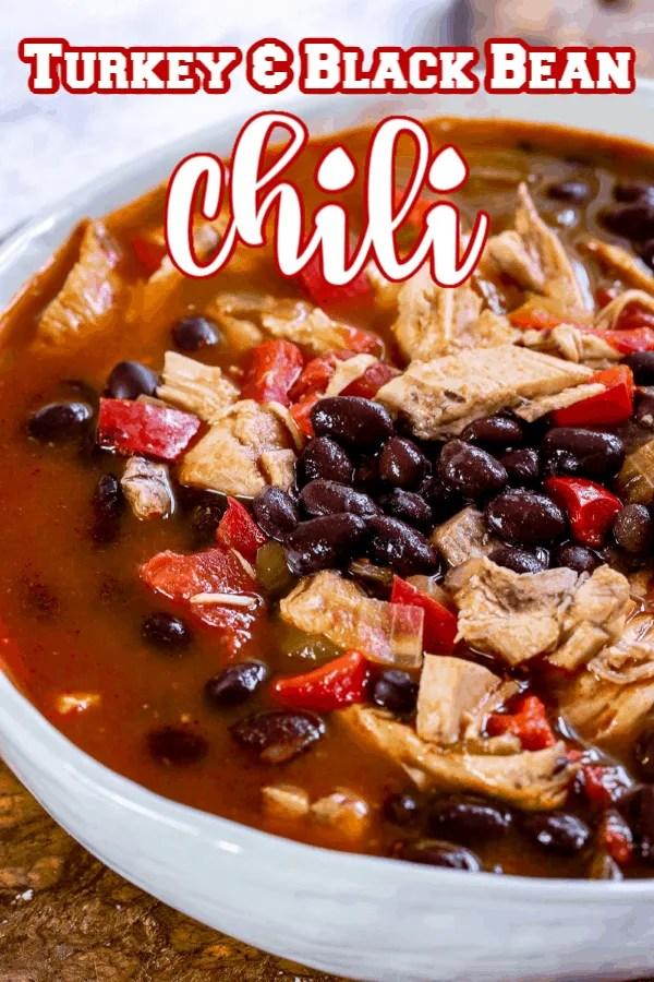 Turkey And Black Bean Chili Marathons Motivation
