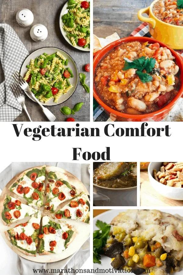 Vegetarian Comfort Food