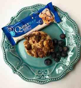 Gluten Free Blueberry Raspberry Streusel Muffins