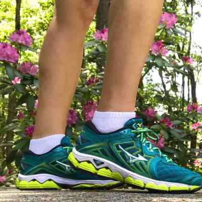 Run on Clouds: Mizuno Wave Sky Review