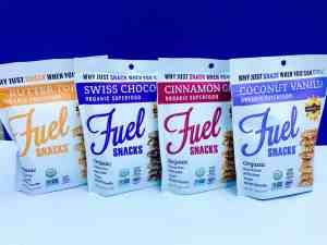 Healthy Snacking with Foodie Fuel
