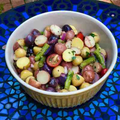 Light and Lean Potato Salad