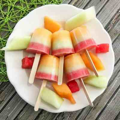 Healthy Homemade Frozen Desserts and Treats