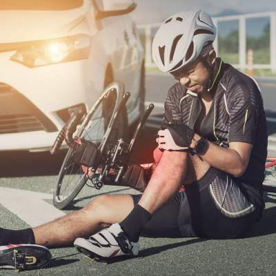 Five Things to Do After a Bike Accident