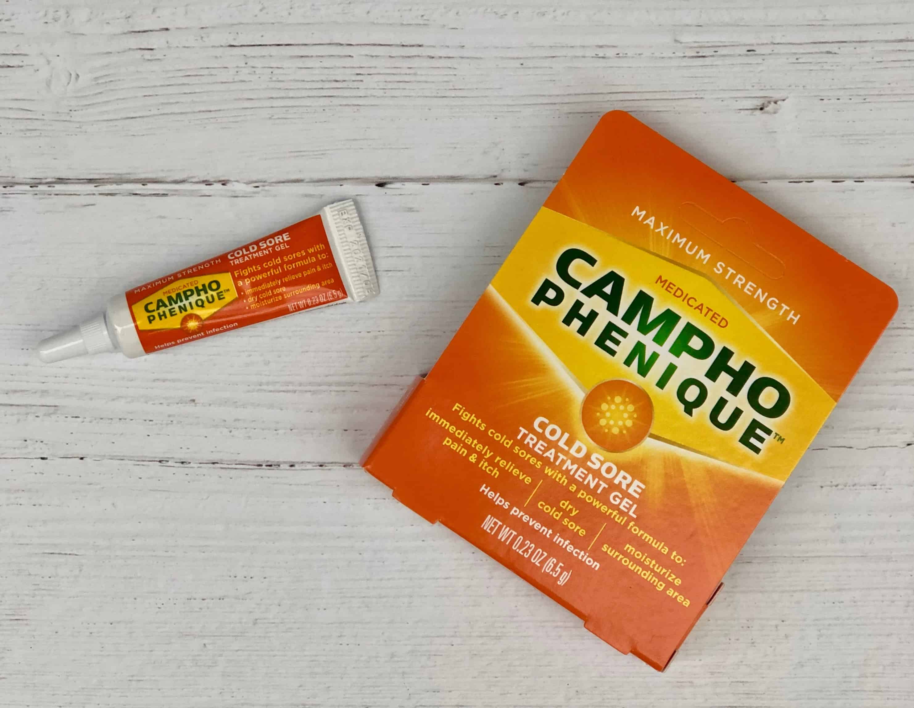 Cold Sore Treatment from Campho-Phenique®