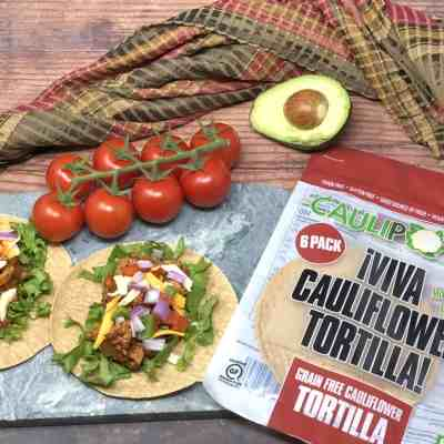 Delicious Low Carb Turkey Tacos