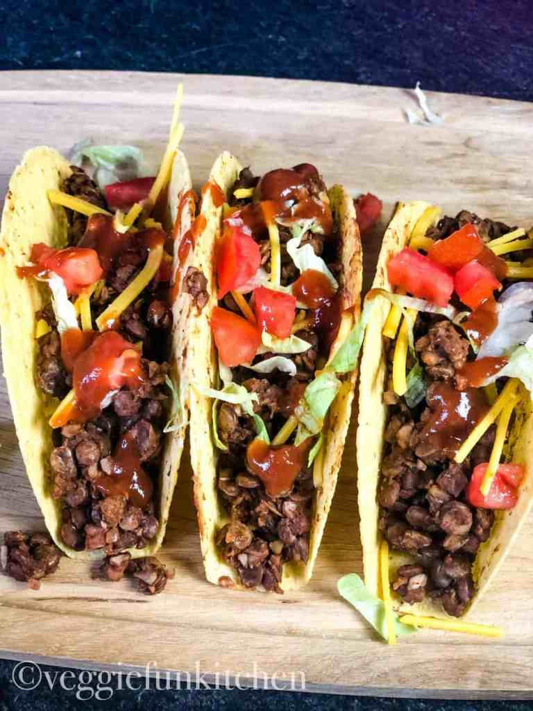Vegan Taco Meat with Lentils