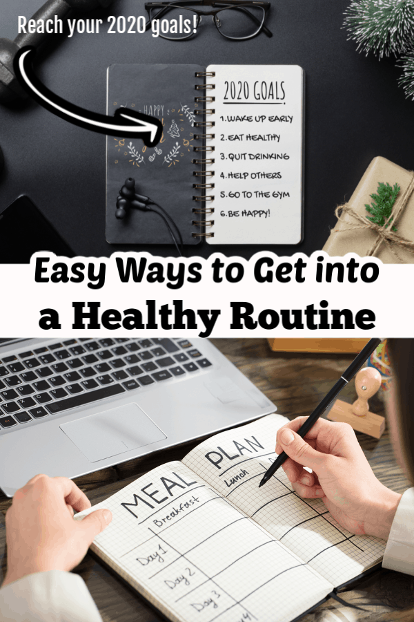 Pin on Easy Ways to Get Back Into a Healthy Routine