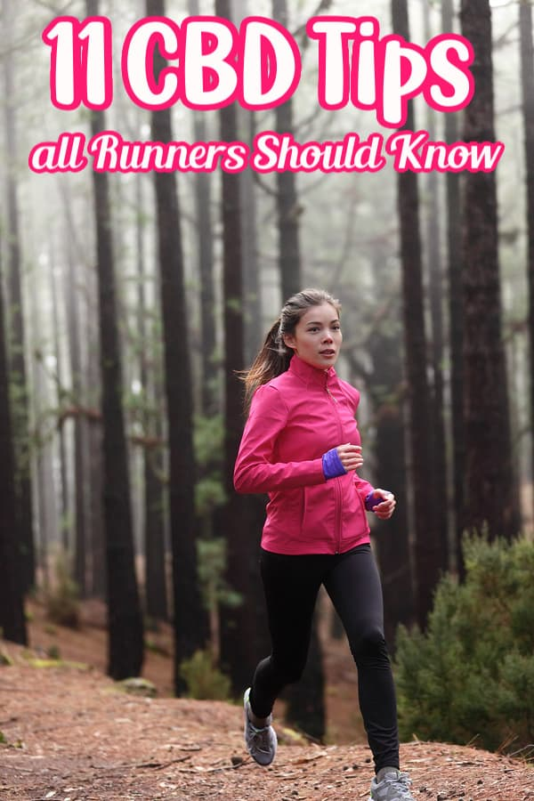 11 CBD Tips all Runners Should Know