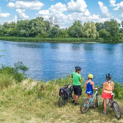 5 Tips for Cycling with Kids