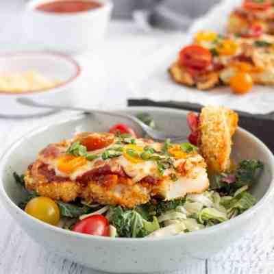Baked Cauliflower Parmesan Recipe