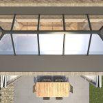 Roof Lanterns Upvc Skypods Epsom Flat Roof Lantern Prices Surrey