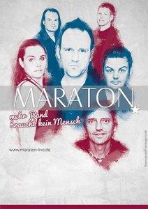 MARATON - Plakat