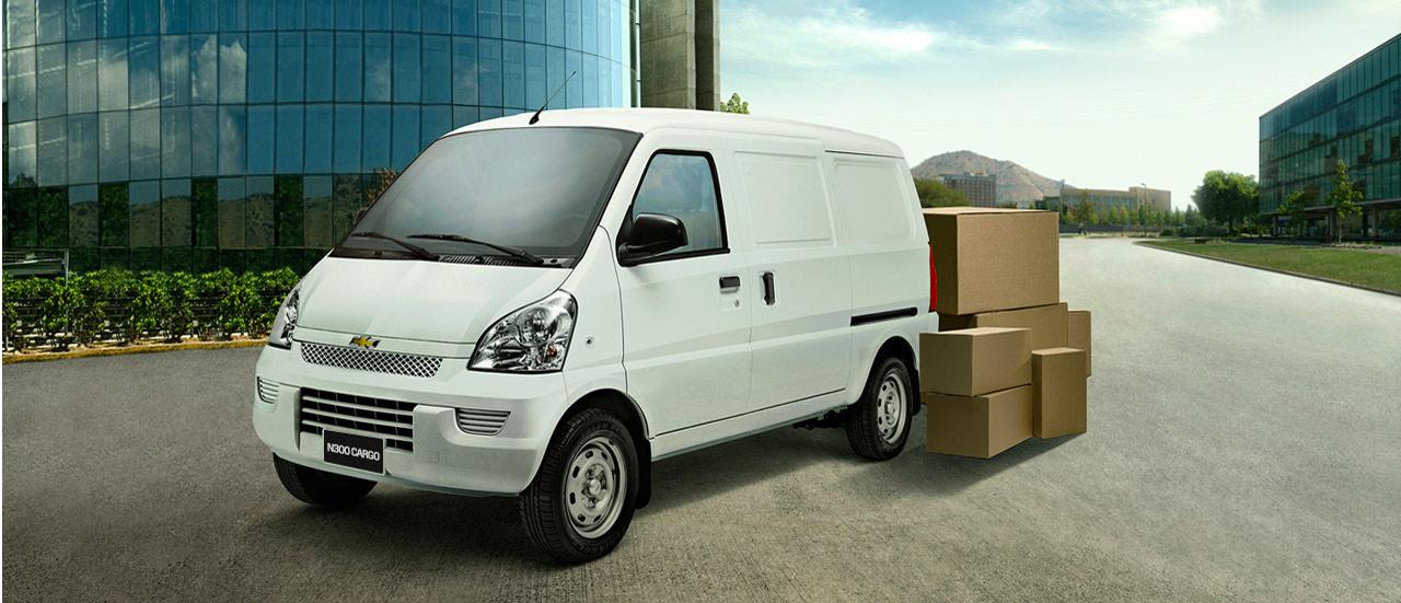 Banner-Van cargo 3000