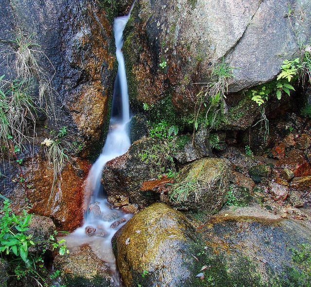 Águas cristalinas do nosso Gerês