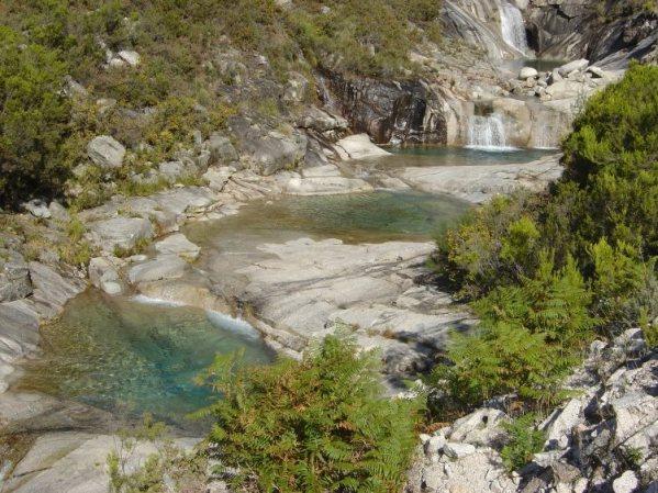 7 Lagoas do Gerês, perto de Cabril (Montalegre)