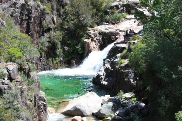 Gerês: como chegar até a Cascata do Rio Homem?