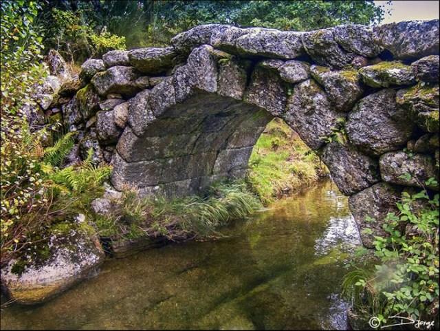 Ponte da Dorna – Coordenadas GPS Gerês