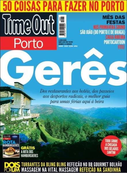 Revista Time Out – Porto