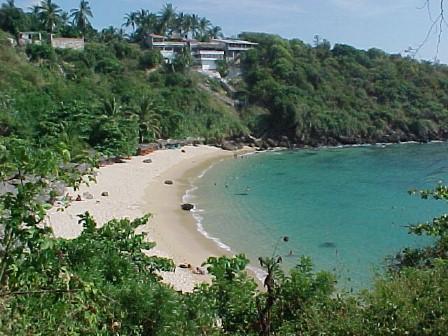 Puerto escondido playa