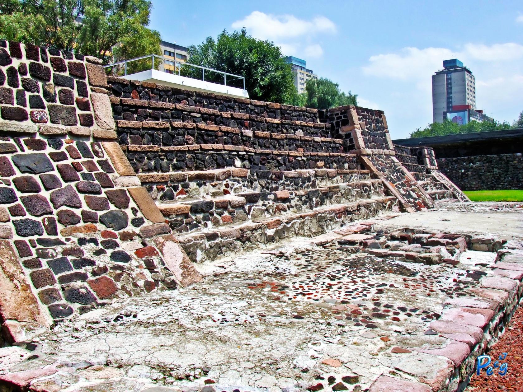 tesoros arqueológicos de ciudad de me´xico de CDMX