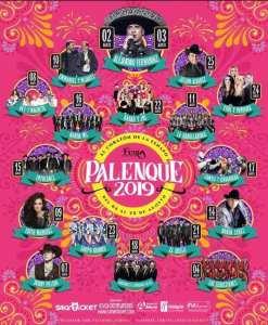 palenque fenapo 2019
