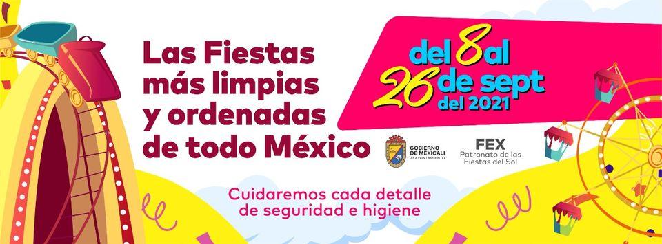 fiestas del sol mexicali 2021