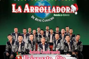 feria navideña uriangato 2019
