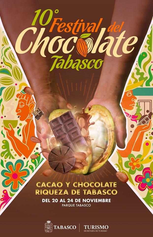 festival del chocolate tabasco 2019