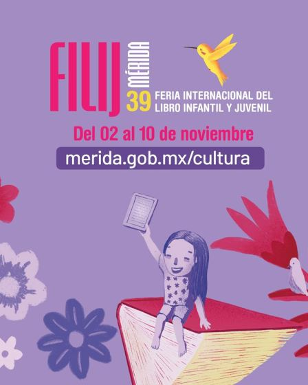 feria de libro infantil yucatán 2019